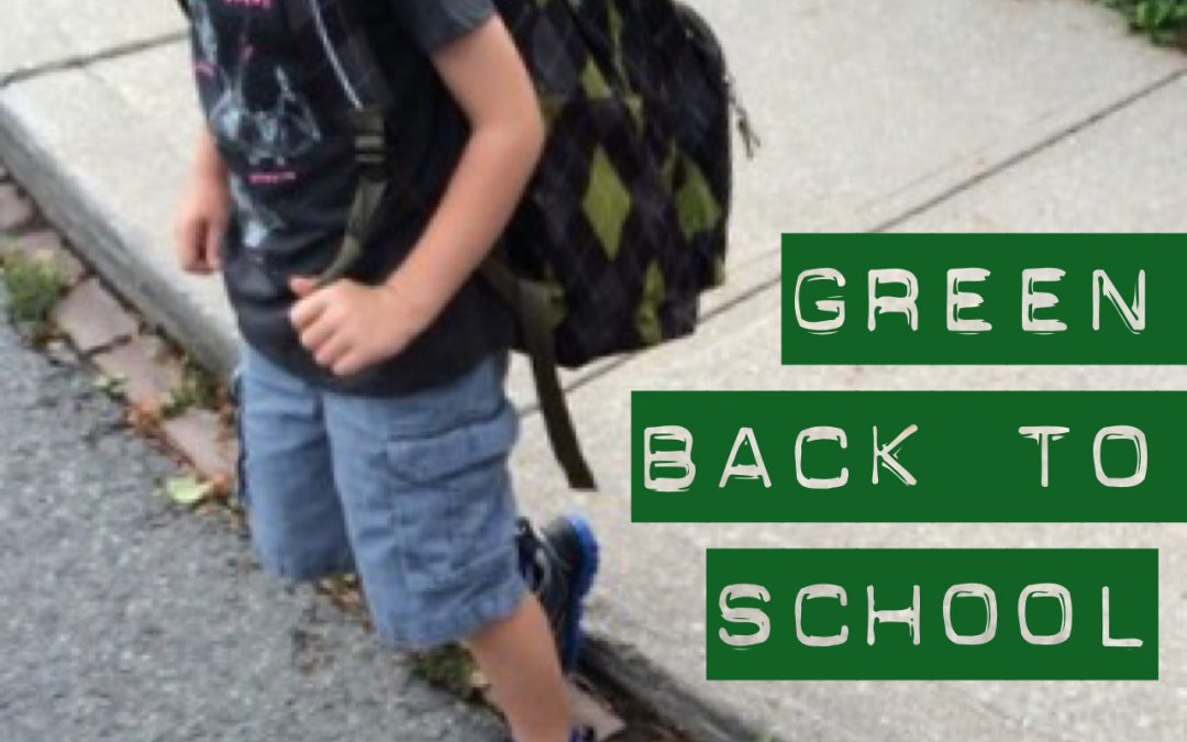 Green Back-to-School