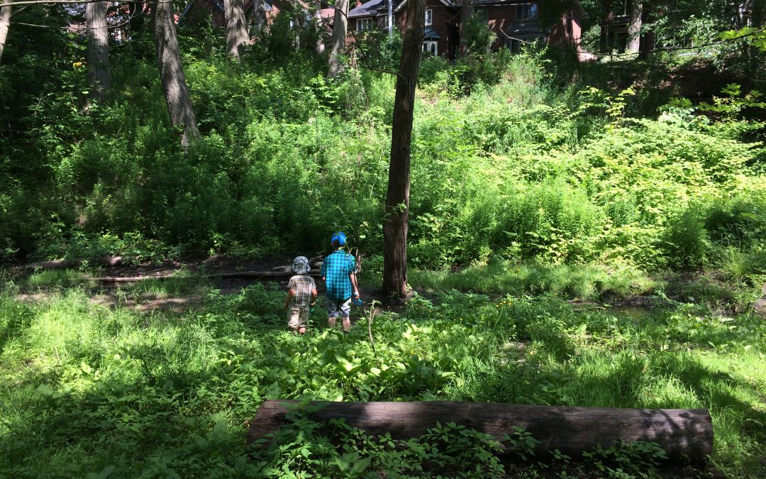 Toronto Nature Hikes with Kids